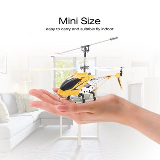 Syma S107G Gyro Metal Infrared 3CH RC Drone Mini Helicopter Toys Gift RTF