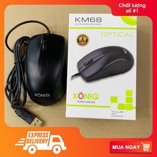 Chuột có dây USB Konig KM68 thumbnail