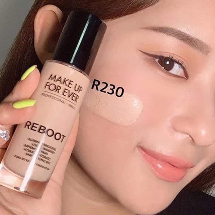 Kem Nền Makeup Forever Reboot Giảm Chỉ