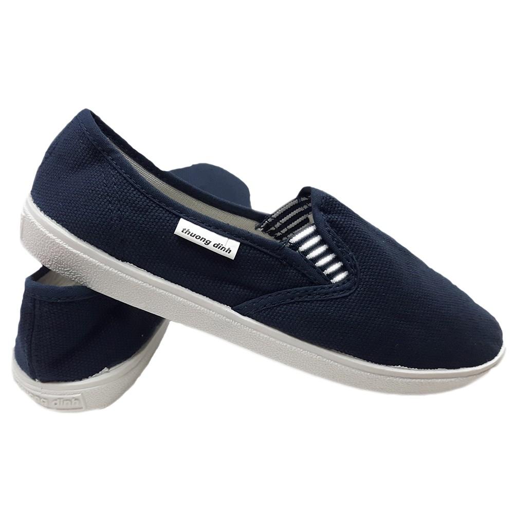 Giày lười đi bộ Thượng Đình nữ (xanh tím than) - 2905500 , 740724356 , 322_740724356 , 102000 , Giay-luoi-di-bo-Thuong-Dinh-nu-xanh-tim-than-322_740724356 , shopee.vn , Giày lười đi bộ Thượng Đình nữ (xanh tím than)