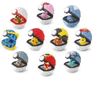 bộ đồ chơi lắp ráp lego hình pikachu