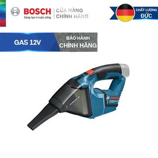 [Mã BOSCH100 giảm 100K] Máy hút bụi dùng pin GAS 12V Bosch (Không kèm pin và sạc)