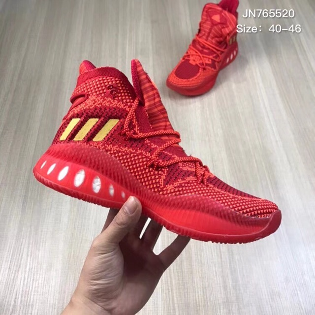 Giày cổ cao Adidas Crazylight Boost 2.5 Low: ba màu đỏ đen xám - 3599406 , 1257337142 , 322_1257337142 , 649000 , Giay-co-cao-Adidas-Crazylight-Boost-2.5-Low-ba-mau-do-den-xam-322_1257337142 , shopee.vn , Giày cổ cao Adidas Crazylight Boost 2.5 Low: ba màu đỏ đen xám