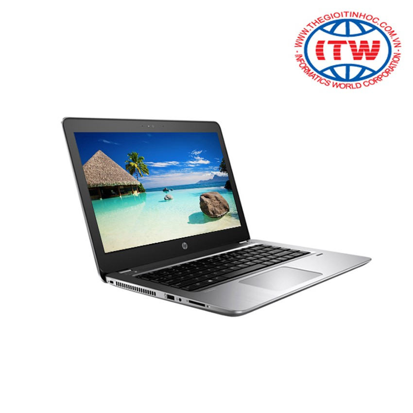 Laptop HP ProBook 440 G4 I5-7200U - Z6T12PA (Bạc)