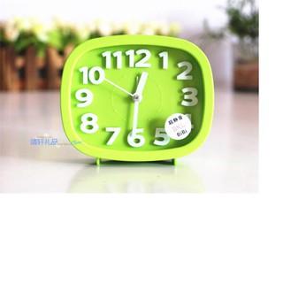 Đồng hồ báo thức để bàn thời trang Mini Clock Xanh Lá