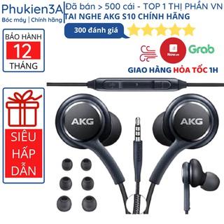 Tai nghe AKG S10 chi nh ha ng S10 Plus S8, S9, Note 8, Note 9, S10, Note 10 nguyên seal tă ng 4 nu m phu thumbnail