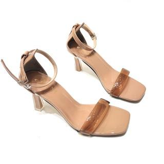 Xăng Đan Min s Shoes Đế Mica 3D S145 Thạch Trà thumbnail