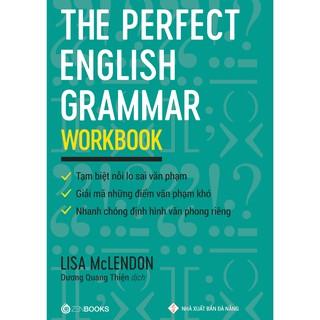 Sách - The Perfect English Grammar Workbook - Zenbooks thumbnail