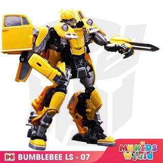 Đồ chơi mô hình BMB LS-07 Armour Wasp lắp ráp chuyển đổi mô hình Transformer thumbnail
