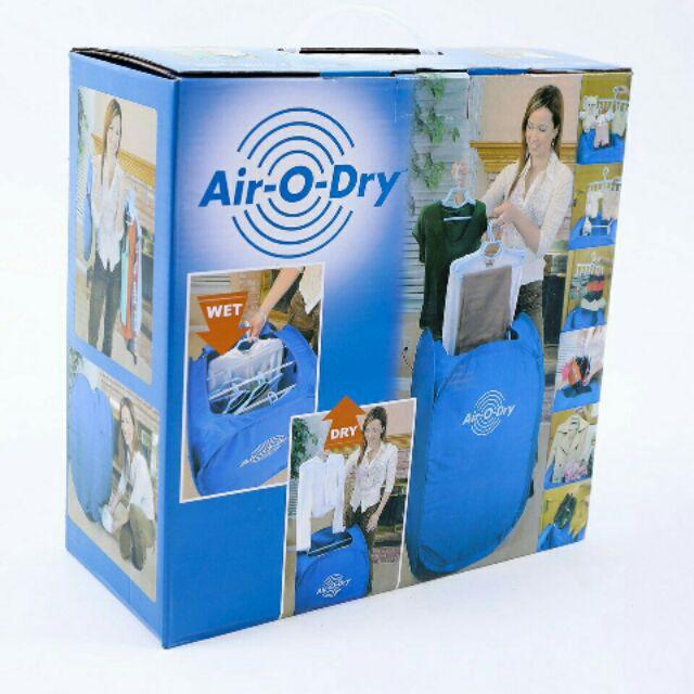Máy sấy quần áo Air-O-Dry - 2898770 , 824056217 , 322_824056217 , 300000 , May-say-quan-ao-Air-O-Dry-322_824056217 , shopee.vn , Máy sấy quần áo Air-O-Dry