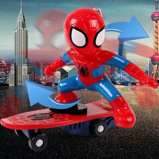 Đồ chơi người nhện trượt ván ( ảnh kèm video ) - 2735004 , 877926079 , 322_877926079 , 150000 , Do-choi-nguoi-nhen-truot-van-anh-kem-video--322_877926079 , shopee.vn , Đồ chơi người nhện trượt ván ( ảnh kèm video )