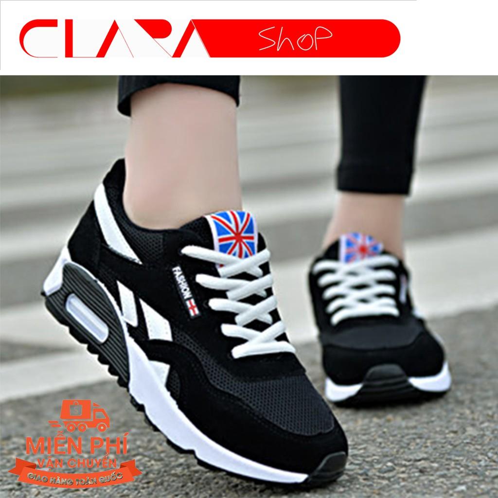 Giày Sneaker Nữ Đế Hơi G4172