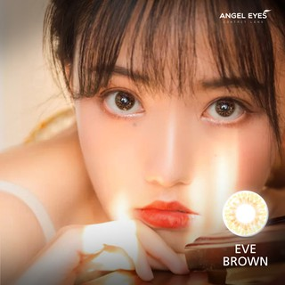 Kính áp tròng Angel Eyes - Silicone Hydrogel - EVE - Brown Gray - Silicone - DIA 14.0 thumbnail