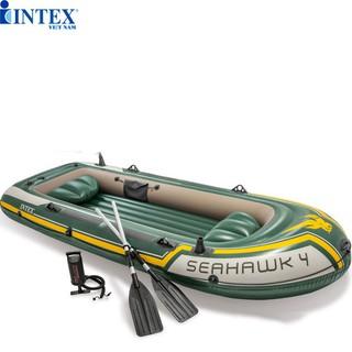 Thuyền bơm hơi Seahawk 4 người INTEX 68351
