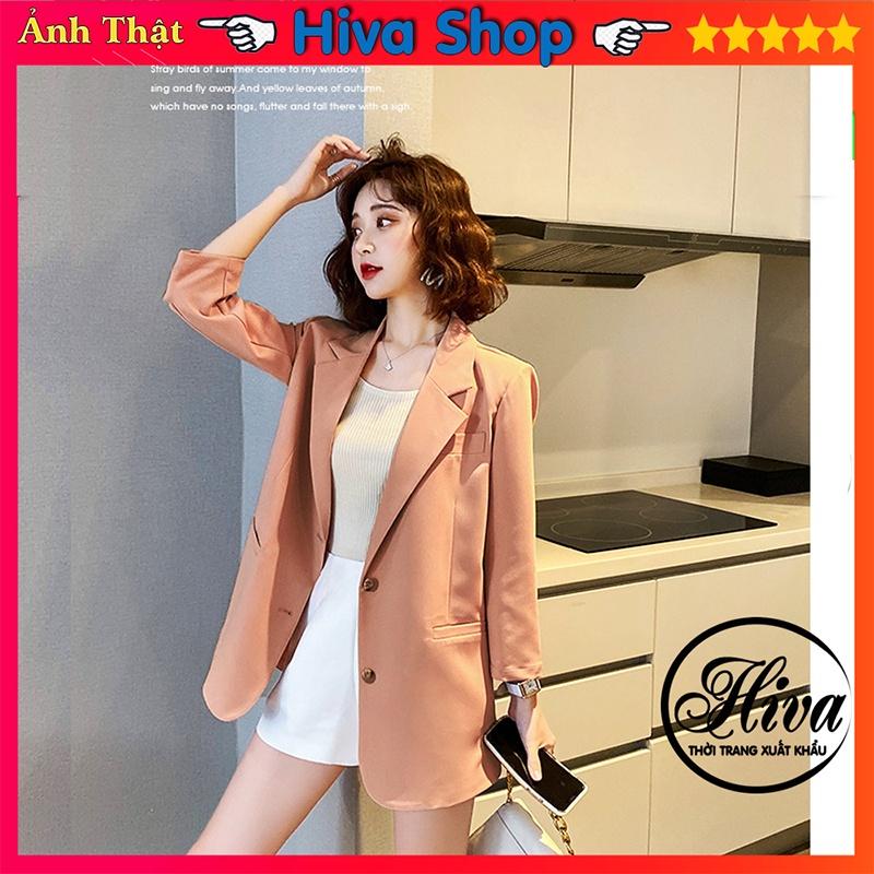 Mặc gì đẹp: Xinh xinh với Áo vest nữ thời trang công sở , Blazer Hàn Quốc văn phòng sự kiện dự tiệc đi làm event