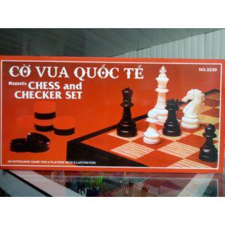 Bộ cờ vua quốc tế mã 3230