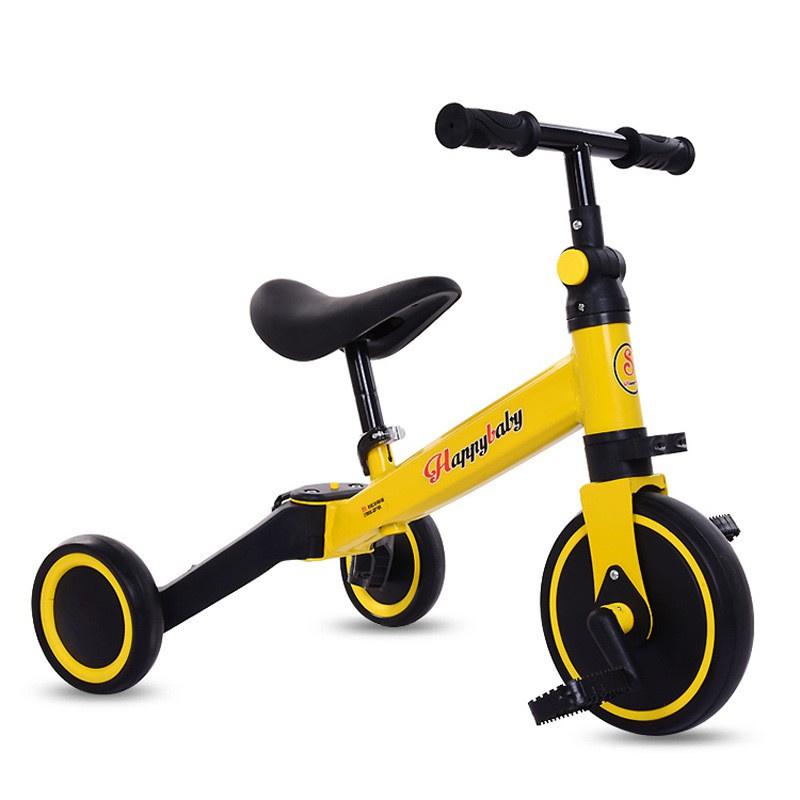 Xe chòi chân – 3 bánh có bàn đạp – xe thăng bằng 3 in 1
