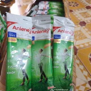 1 gói sữa Anlene 35g vị Vani date 1/2022