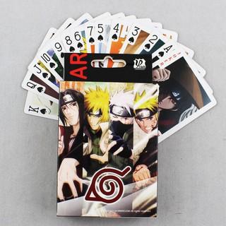 Bài tây anime Naruto – Mẫu 1