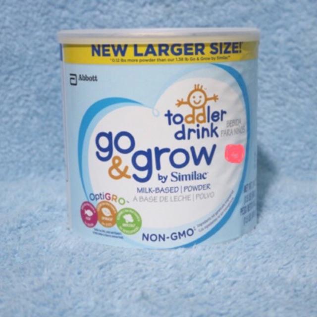 ( có bill nhập) Sữa Similac Go & Grow Non GMO- 680g ( date 3/2019)
