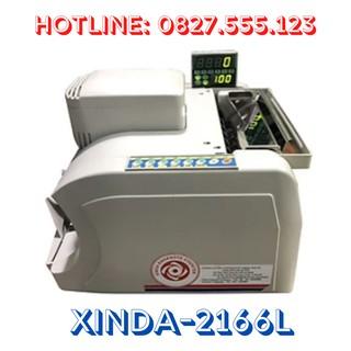 Máy đếm tiền XINDA 2166L New thumbnail