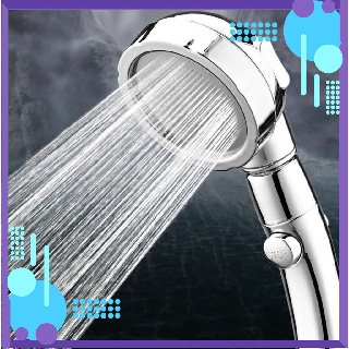 (PK) Bộ vòi hoa sen tăng áp 3 chế độ nước – xoay 360 độ cao cấp