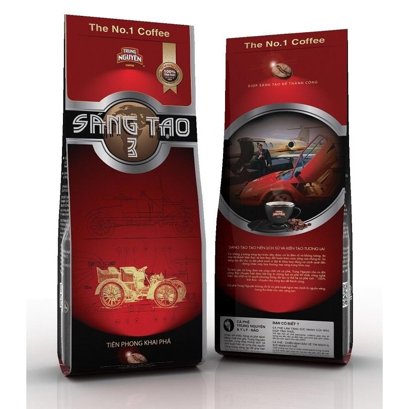 Cà phê Trung Nguyên Sáng tạo 3 340g - 3460785 , 978106921 , 322_978106921 , 64000 , Ca-phe-Trung-Nguyen-Sang-tao-3-340g-322_978106921 , shopee.vn , Cà phê Trung Nguyên Sáng tạo 3 340g