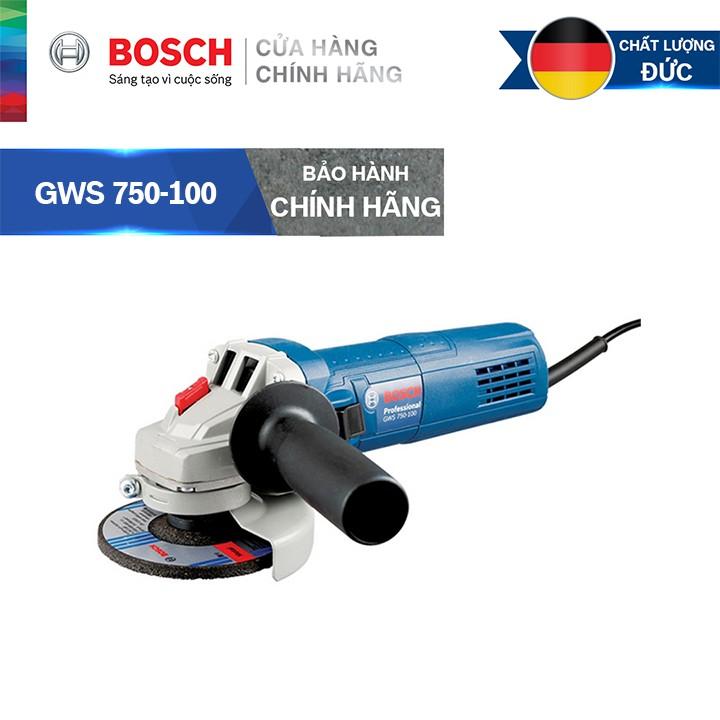 [Mã HLBEST1111 giảm 15% đơn 99K] Máy mài góc Bosch GWS 750-100