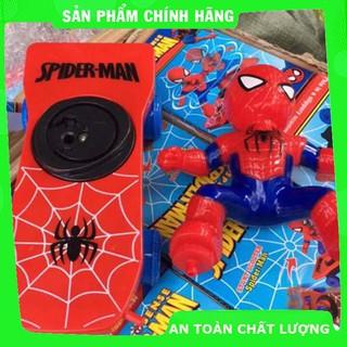 [Hỗ trợ giá] [Mã TOYSEP giảm 10% tối đa 15K đơn bất kỳ] Bộ đồ chơi người nhện trượt ván cho bé_Hàng cao cấp
