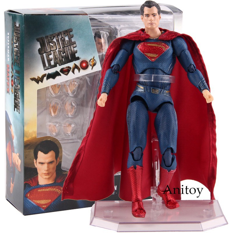 058 DC Comics Justice League The Flash Action Figure Toy New In Box Mafex No