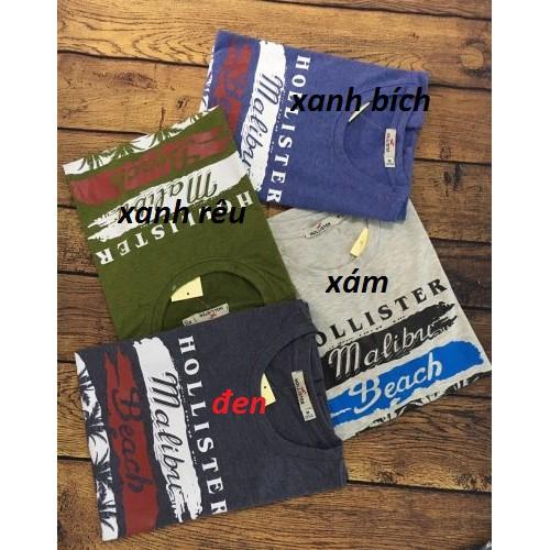 Combo 2 áo thun nam in chữ cá tình phong cách style mới - áo phông nam