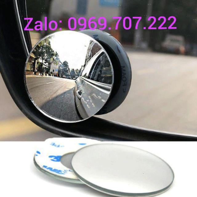 Bộ 2 Gương cầu lồi xóa điểm mù xe hơi ô tô xe hơi