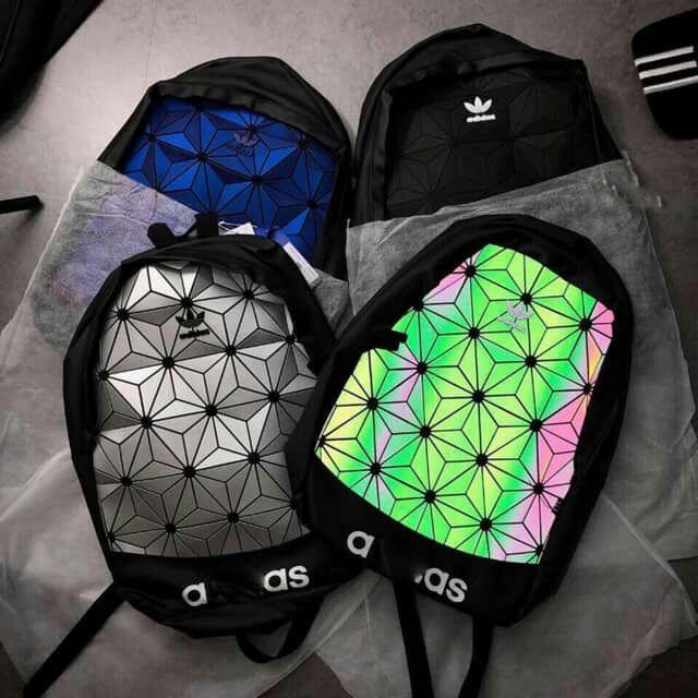 Balo Adidas backpack ori 3D siêu hot 2019
