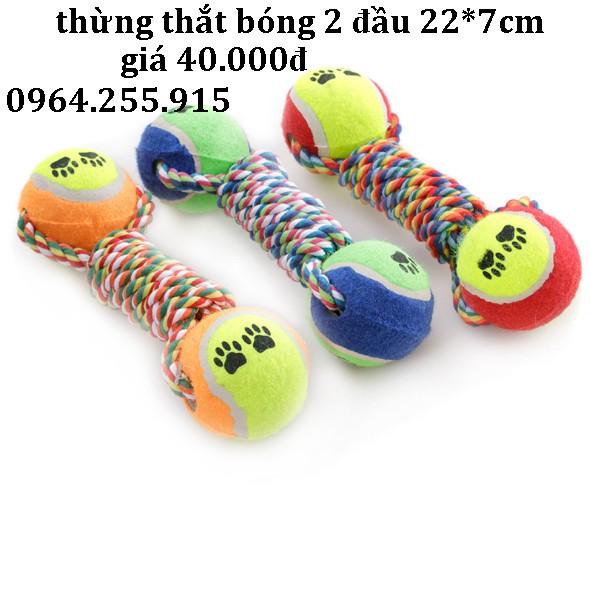 đồ chơi thừng gắn bóng