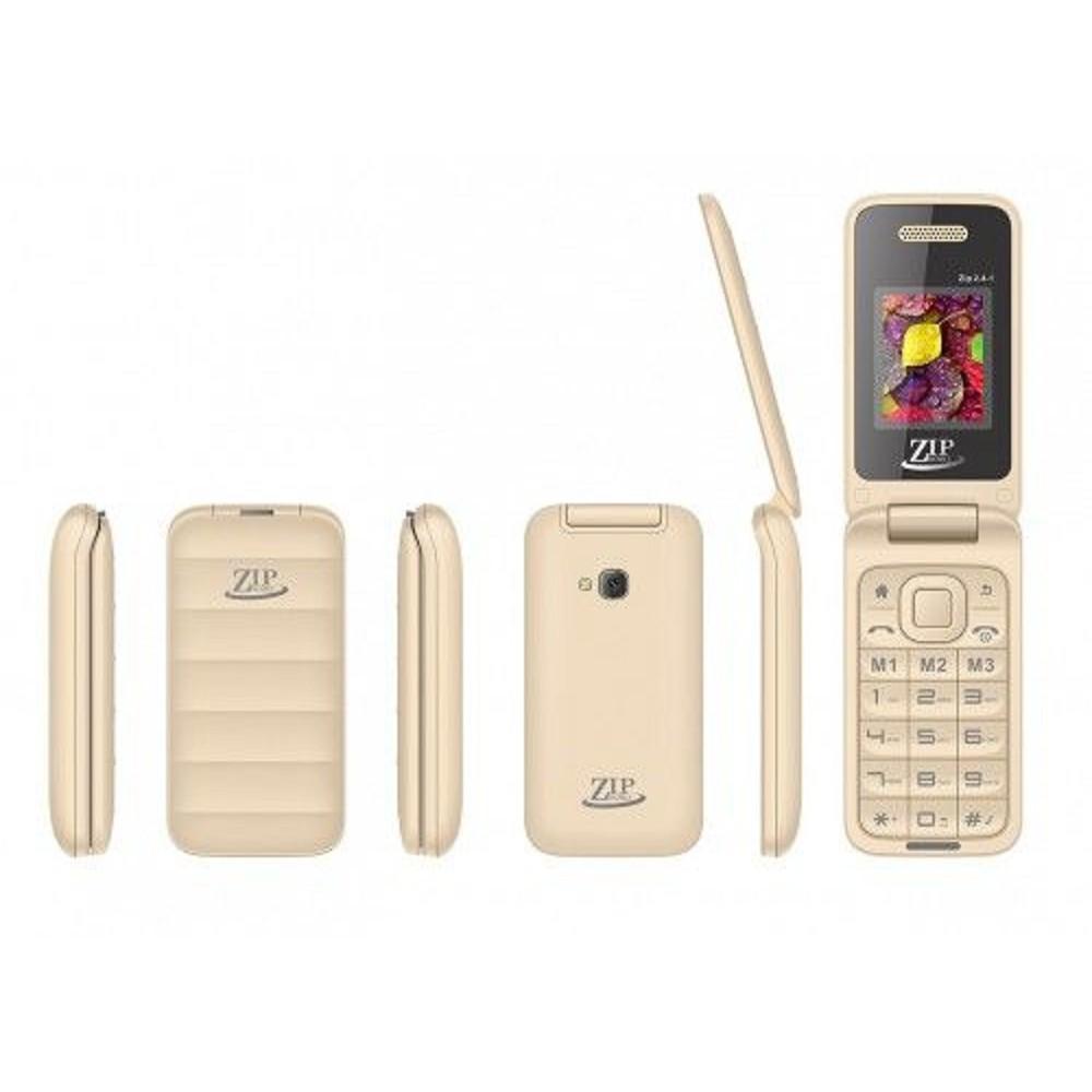 Điện thoại nắp gập Zip mobile 2.4-1
