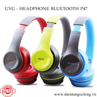 Headphone Bluetooth Wireless UYG Model ST3/P47