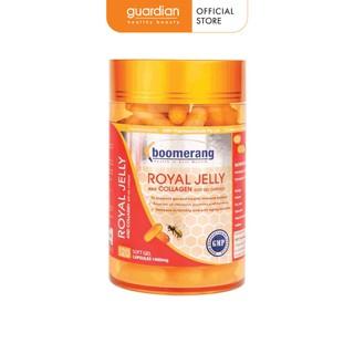 Viên uống sữa ong chúa Royal Collagen Boomerang 360 viên BM01 thumbnail