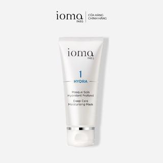 Mặt nạ dưỡng ẩm cho da mất nước Ioma Paris Deep Care Moisturising Mask 50ml thumbnail
