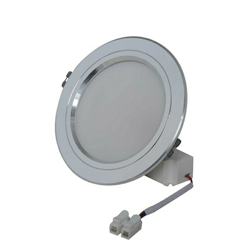 Đèn LED Âm trần Downlight Đổi màu 12W Rạng Đông