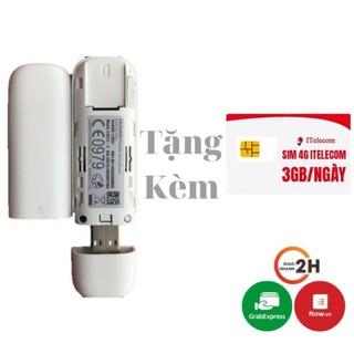 TẶNG SIM – Dcom 3G e3531 đổi MAC và Đổi IP , USB 3G 3531 đa mạng