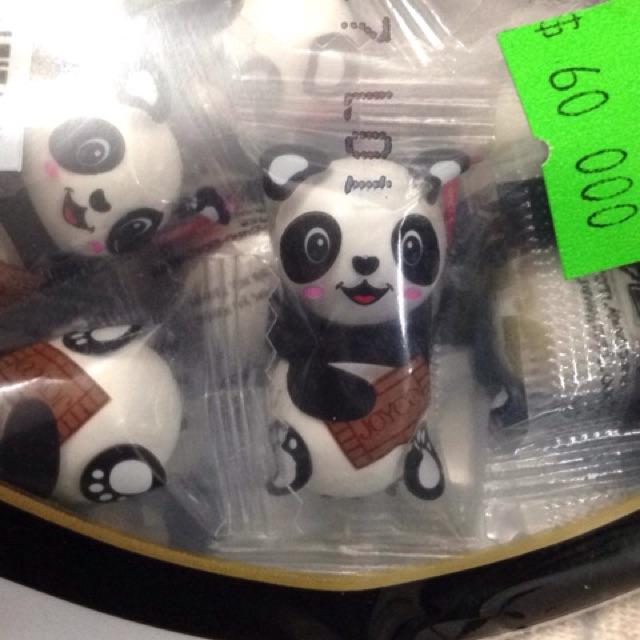 Kẹo socola Nga hình gấu gói 150gr