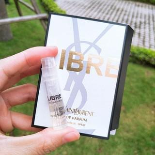[AUTH 1000%] VIAL Sample Nước Hoa Mini Ysl Libre Eau De Parfum 1.2ml thumbnail
