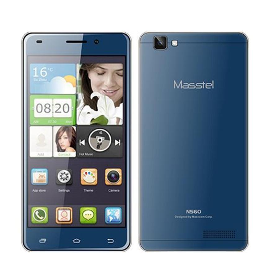 Masstel N560 8GB 2 Sim (Xanh)