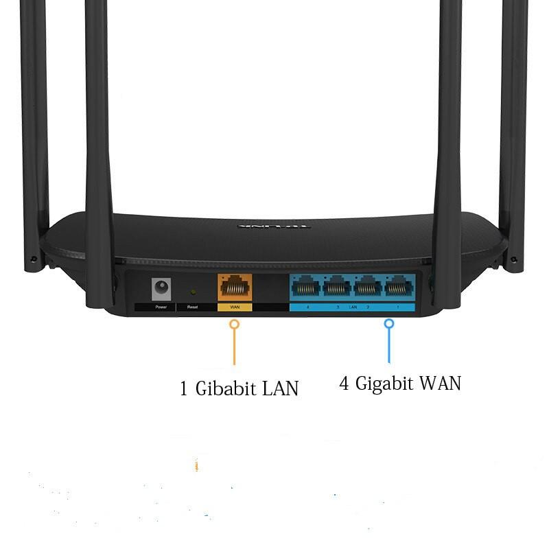 Bộ Phát Wifi 4 Râu Gigabit TpLink WDR5620 Gigabit Xuyên Tường 2 Băng Tần ( Mới 90-99% )