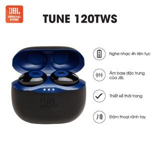 Tai nghe True Wireless JBL TUNE120 TWS - Hàng Chính Hãng