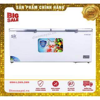 Tủ đông Sumikura Inverter 650 lít SKF-650SI (Miễn phí giao tại HCM-ngoài tỉnh liên hệ shop)