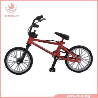 [0612]Mini Size Simulation Alloy Finger Bike Children Kid Funnt Mini Finger Bike Toy