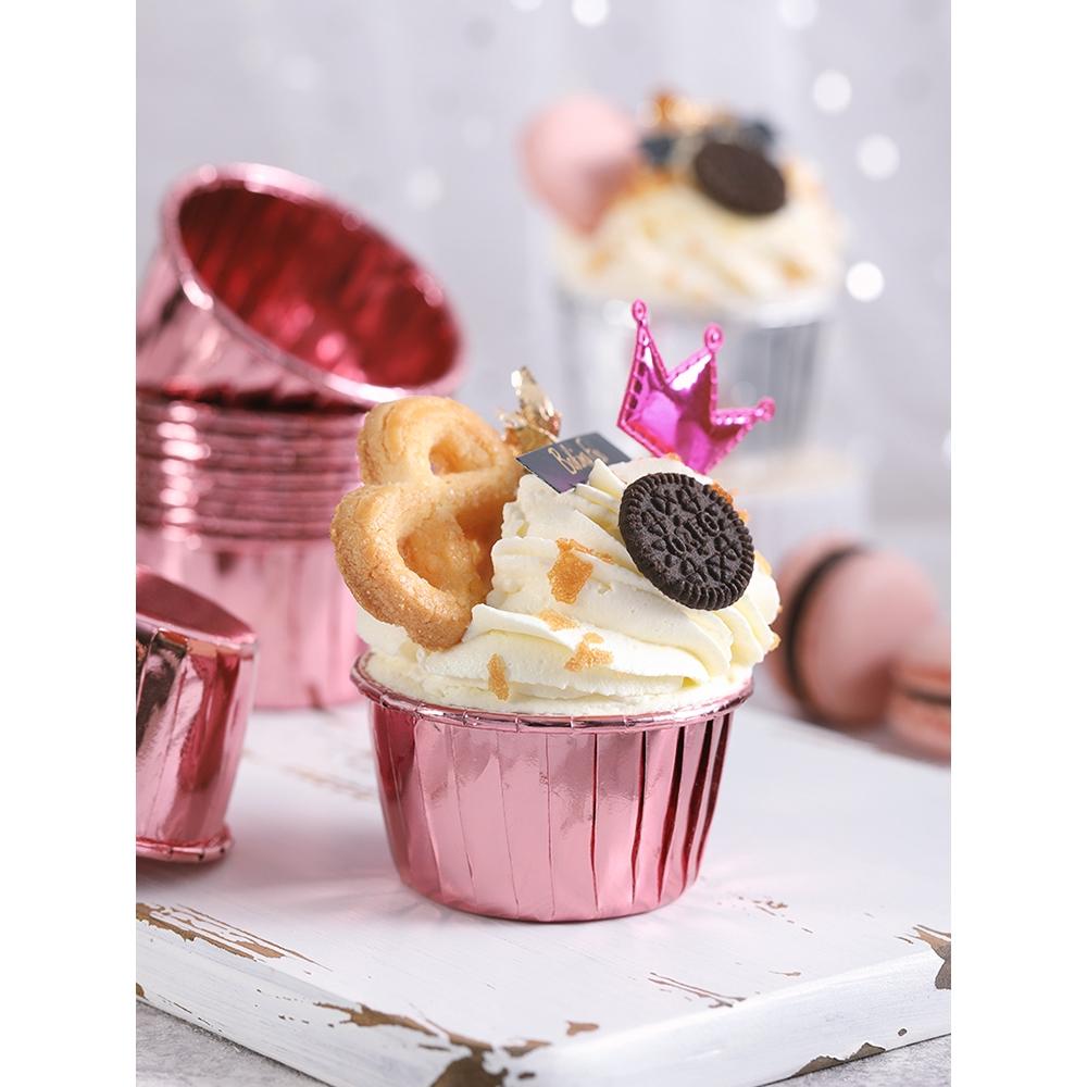 Giấy Lót Bánh Cupcake