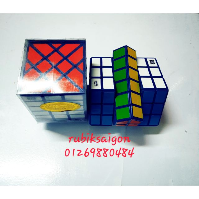 Rubik Crazy Bad Fisher Cuboid 4x4x6 viền xanh - 3388918 , 1344680523 , 322_1344680523 , 650000 , Rubik-Crazy-Bad-Fisher-Cuboid-4x4x6-vien-xanh-322_1344680523 , shopee.vn , Rubik Crazy Bad Fisher Cuboid 4x4x6 viền xanh