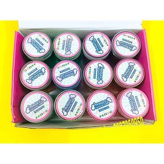 đồ chơi slime -chất nhờn mềm lọ to màu trắng kèm nước tạo màu mã HBB56 Csp13